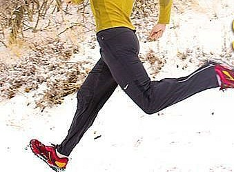 Why Heel Striking is Unsafe for Winter Running