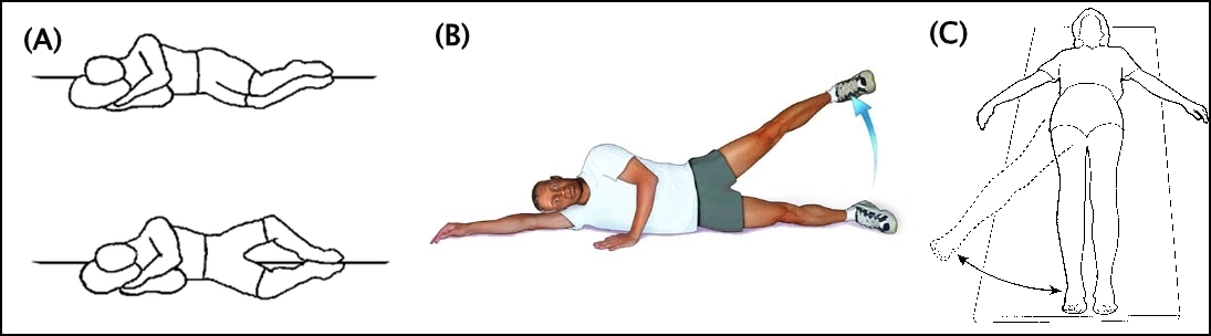 Rehab Exercises for Hip