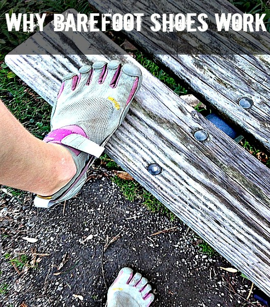 Running Barefoot Shoes