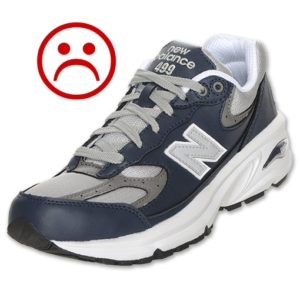 thick heel running shoes heel strike running forefoot strike running runners knee outer knee pain