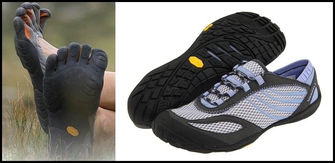 Walking shoes for knee osteoarthritis
