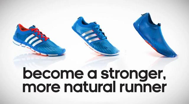 proper running shoes