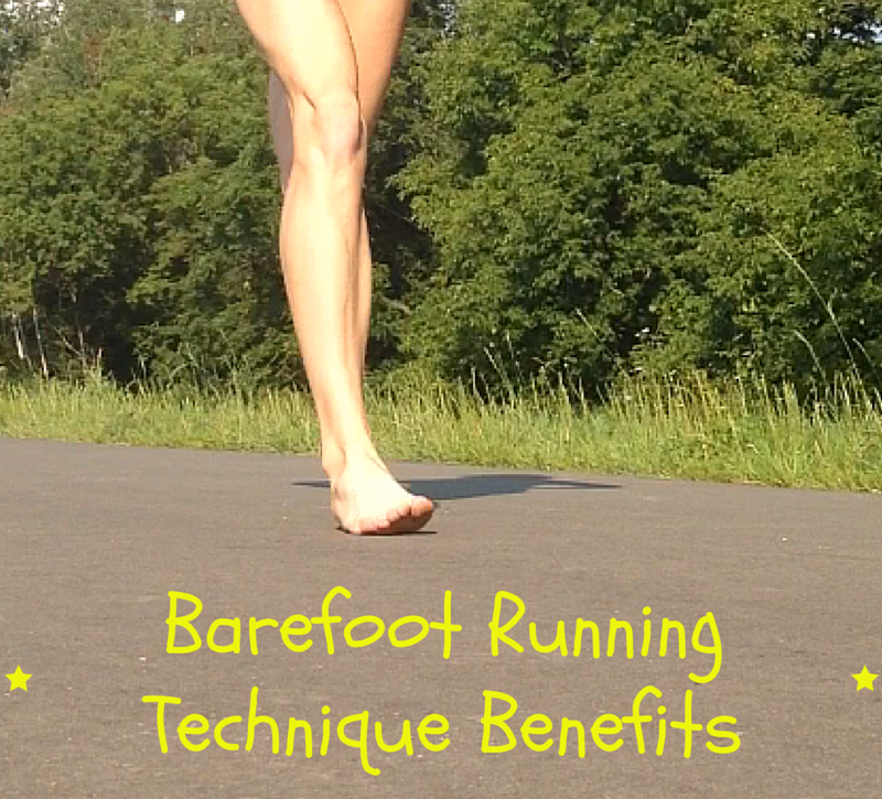 Barefoot Running Technique Benefits