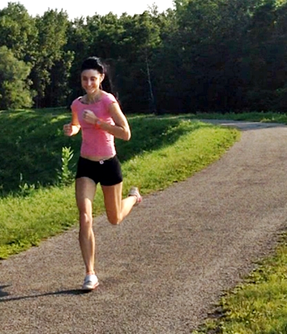 Forefoot running reduces knee strain