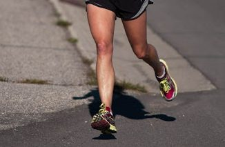 Why Heel Strike Runners Run Slow