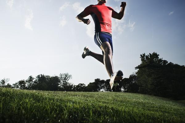 Heel Strike Running Damages Heel Pad - RUN FOREFOOT