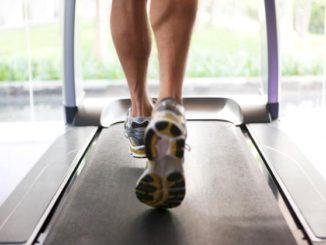 Heel Strike Runners Run Safer on a Treadmill