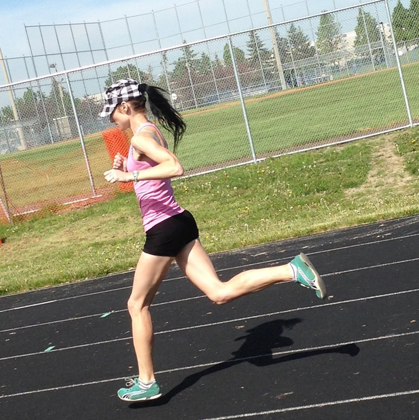 Arm Swing When Forefoot Running