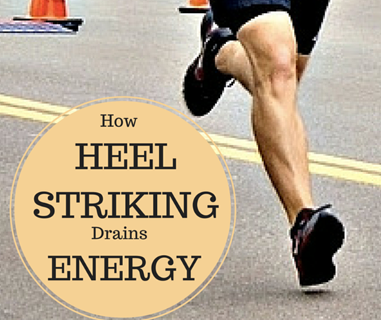 Heel Striking Running Results in Less Energy Supply of the Achilles