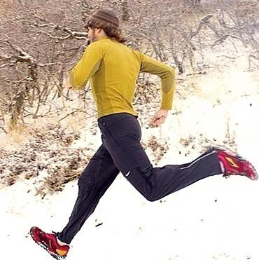heel strike running peak impact