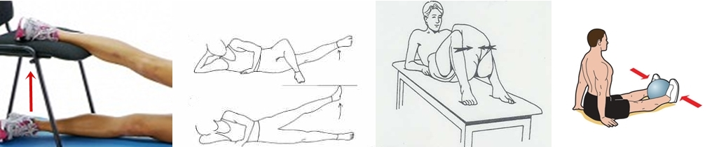 Iliotibial Band Exercises