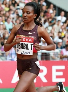 Arm swing should be relaxed and effortless like Tirunesh Dibaba