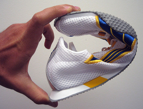 Puma-H Streets Review for Forefoot