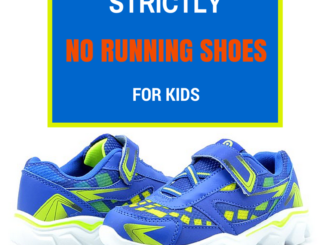 No Running Shoes