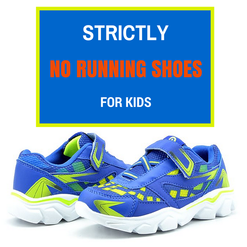 childrens running shoes