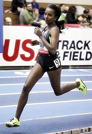 Tirunesh Dibaba Running Style