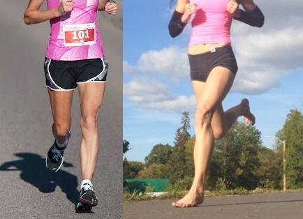 Heel Strike Runners Injure More Than Forefoot Runners