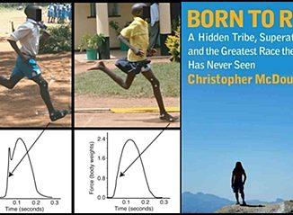 Born to Run and barefoot Harvard study