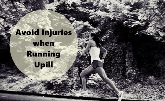 Avoid Injuries When Running Uphill