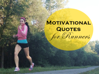 Motivational Quotes for Runners