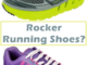 Rocker Running Shoes Drain Energy
