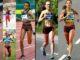 Maintaining square hips improves running economy