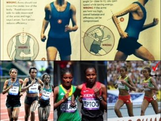 Arm Swing Mechanics of American & Ethiopian Female Endurance Runners