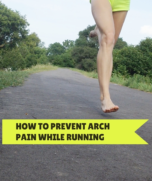 Arch Pain While Running