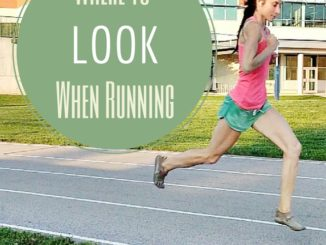 Eye Gaze When Running