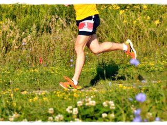 Heel strike running may cause Achilles Injury