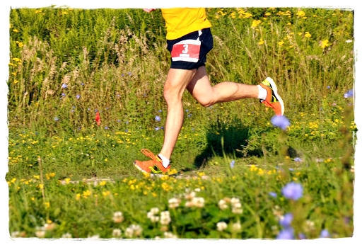 How Heel Strike Running Causes Achilles Injury