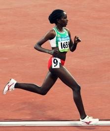How Tirunesh Dibaba Helped Me Run Better
