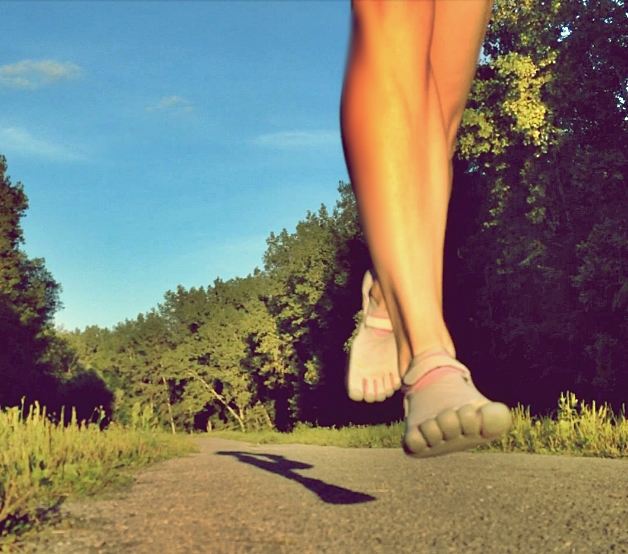 Barefoot Running Shoes, Vibram Five Fingers