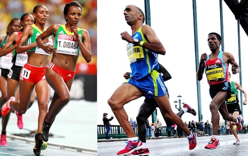 Barefoot running biomechanics of Ethiopian runners