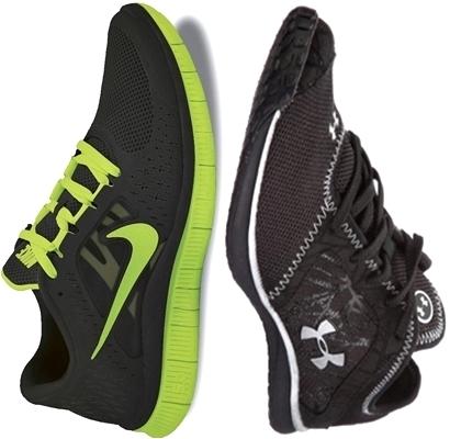 choosing the right minimalist running shoe