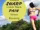 Sudden Sharp Lower Back Pain While Running