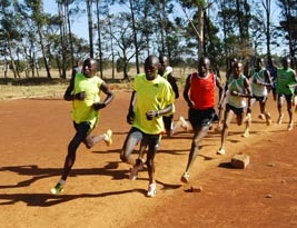 What Shoes Do Kenyan Runners Wear