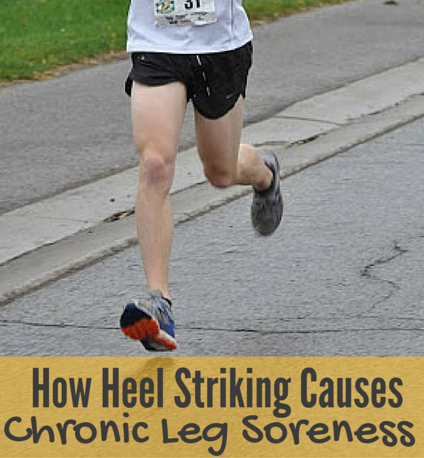 Chronic Muscles Soreness in Leg During Running