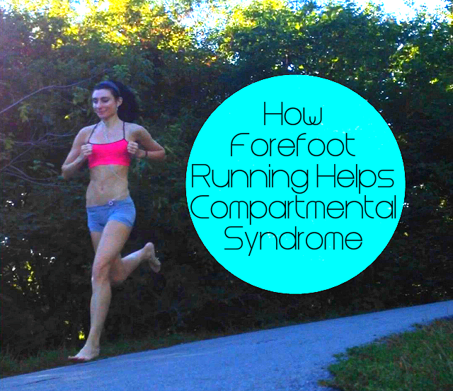 How Forefoot Running Helps Compartmental Syndrome