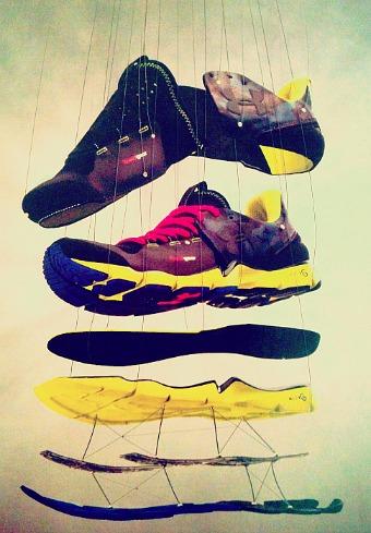 How running shoes affect biomechanics