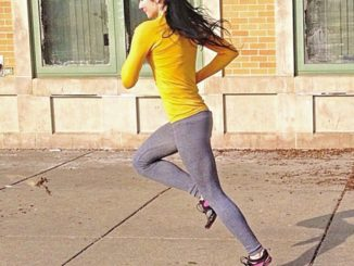 Lean Forward When Forefoot Running