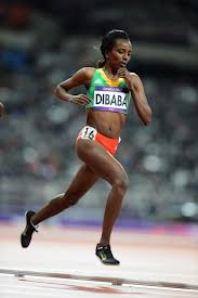 Leaning torso position of Ethiopian distance runners when forefoot running