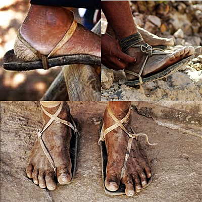 Tarahumara Shoes for Forefoot Running