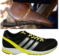 Tarahumara Shoes vs Conventional Running Shoes