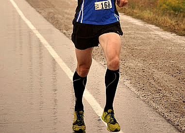 Use of Compression Socks for Running