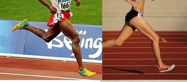 Forefoot Running Prevent Anterior Shin Splints