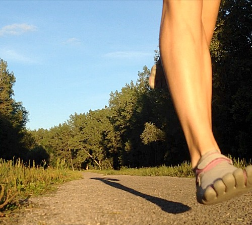Strengthen the Forefoot