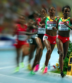 Learning from Tirunesh Dibaba