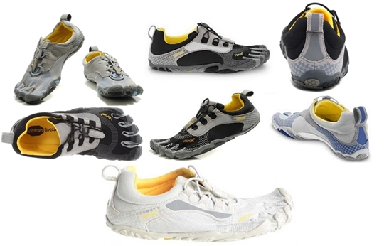 Vibram five fingers Bikila LS for forefoot running