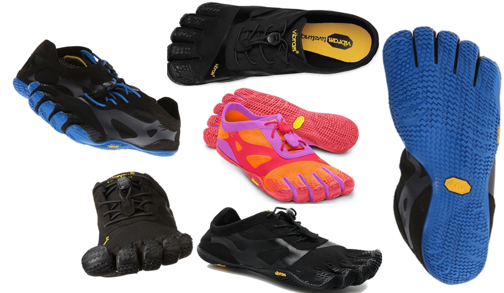 Vibram Five Fingers KSO EVO for forefoot running